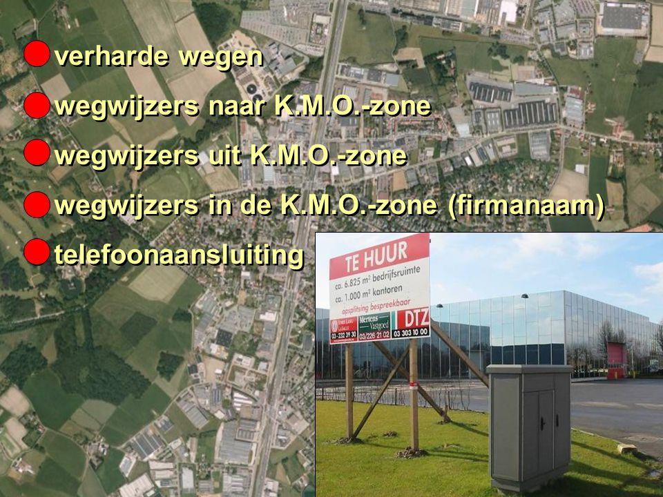 14B.3 K.M.O.-ZONE IN JE EIGEN REGIO
