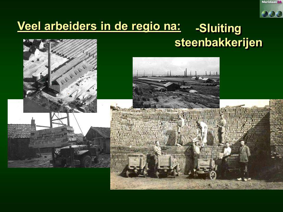 -Sluiting steenbakkerijen