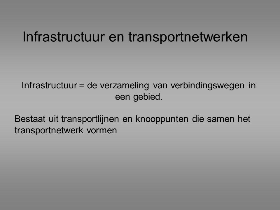 Infrastructuur en transportnetwerken