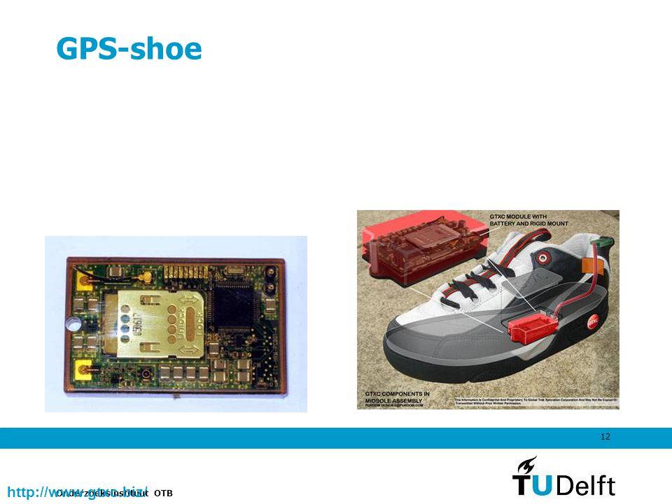 GPS-shoe http://www.gtxc.biz/