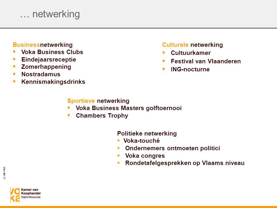 … netwerking Businessnetwerking Culturele netwerking