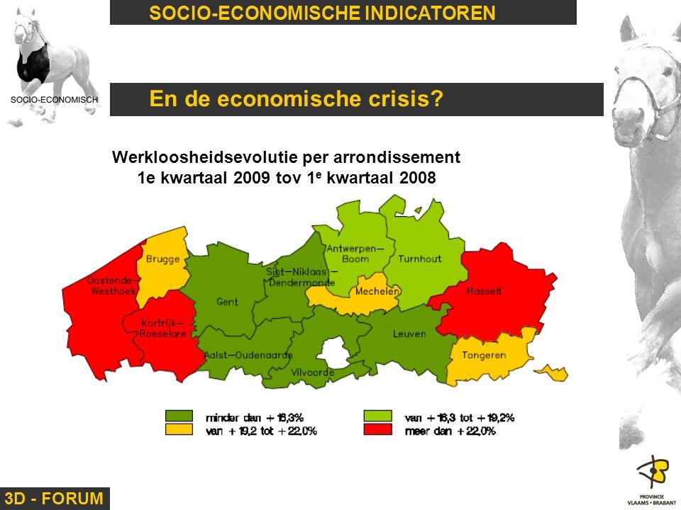En de economische crisis