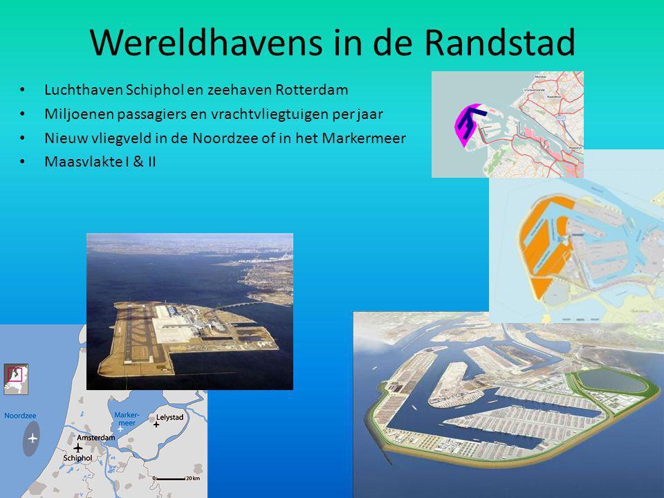 Wereldhavens in de Randstad