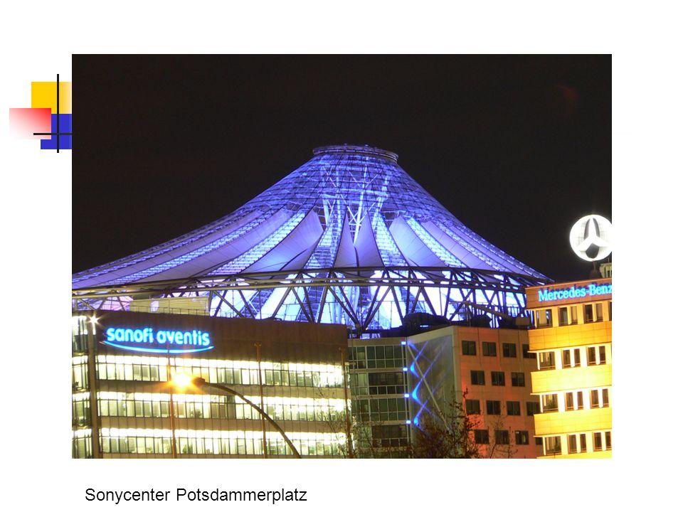 Sonycenter Potsdammerplatz