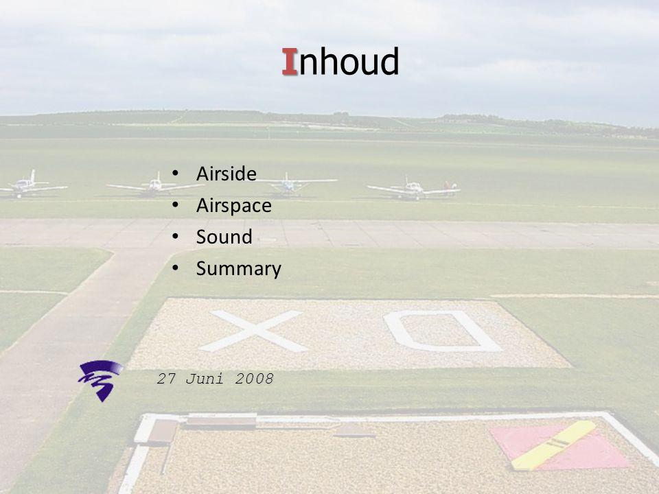 Inhoud Airside Airspace Sound Summary 27 Juni 2008