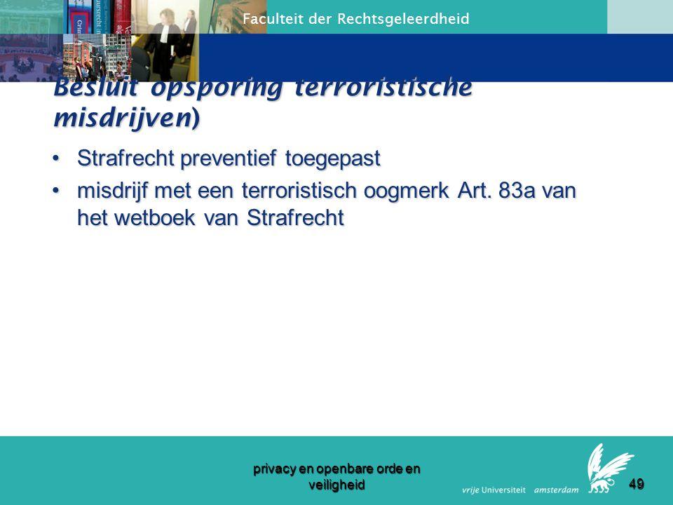 Besluit opsporing terroristische misdrijven)