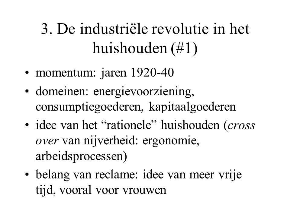 3. De industriële revolutie in het huishouden (#1)