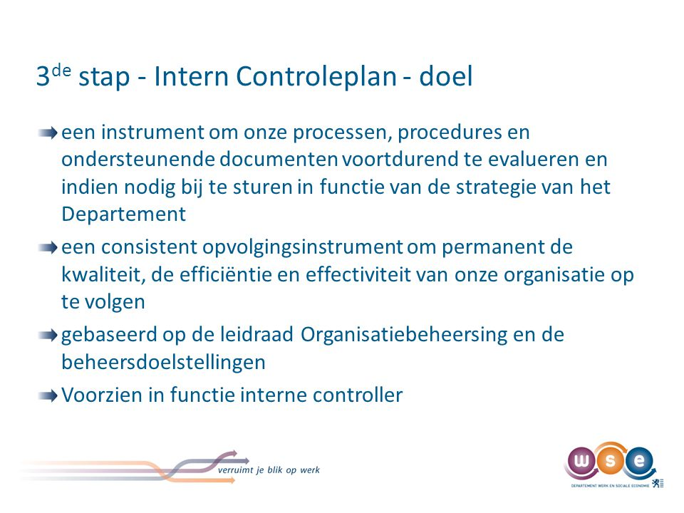 Intern Controleplan – work in progress (1)