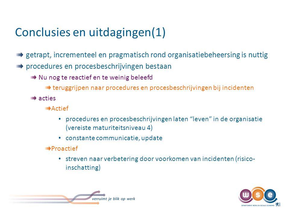 Conclusies en uitdagingen (2)
