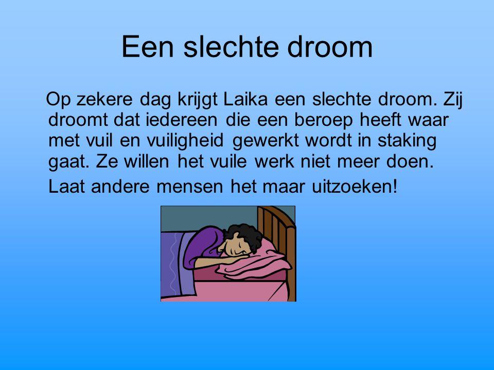 Een slechte droom