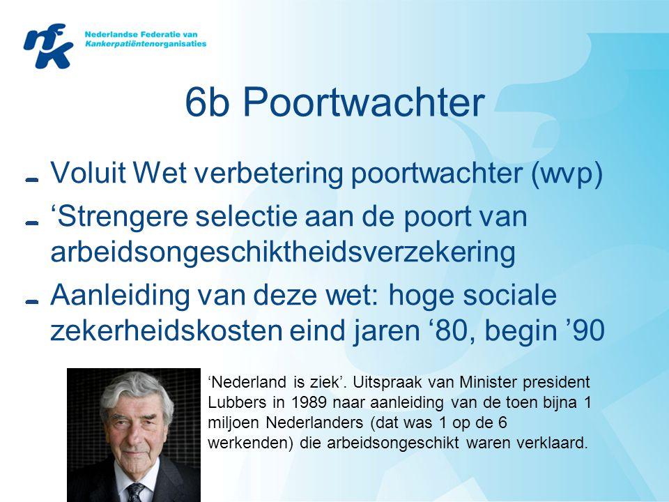 6b Poortwachter Voluit Wet verbetering poortwachter (wvp)