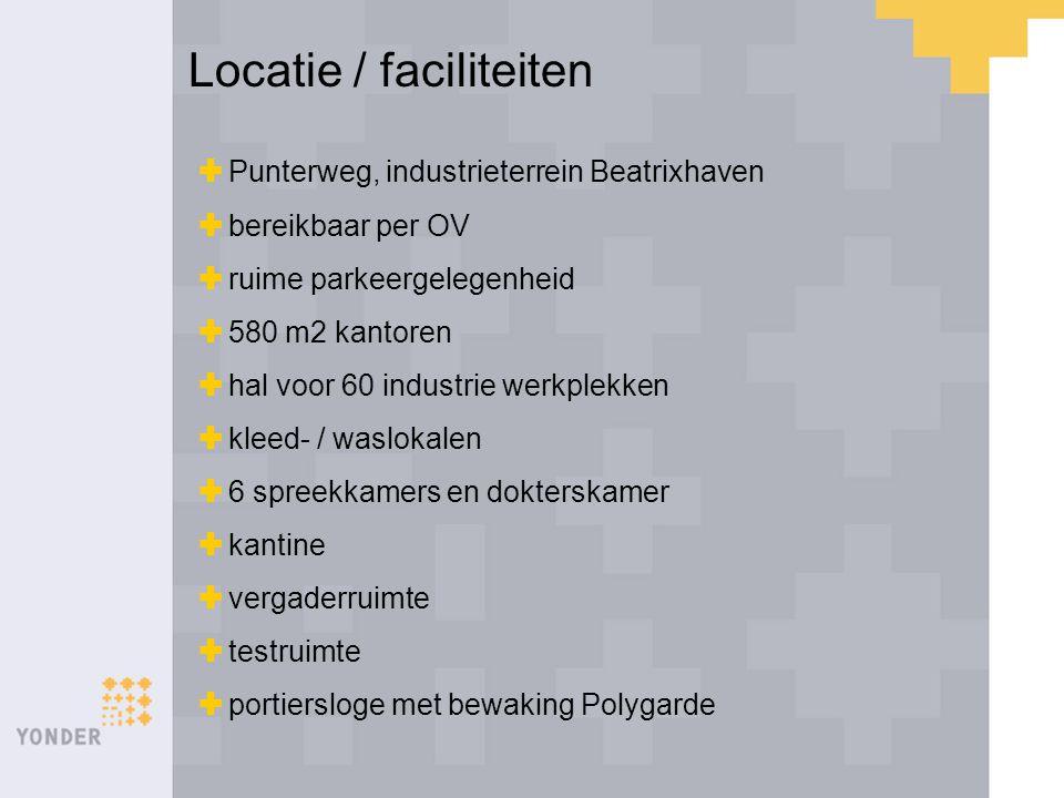 Locatie / faciliteiten