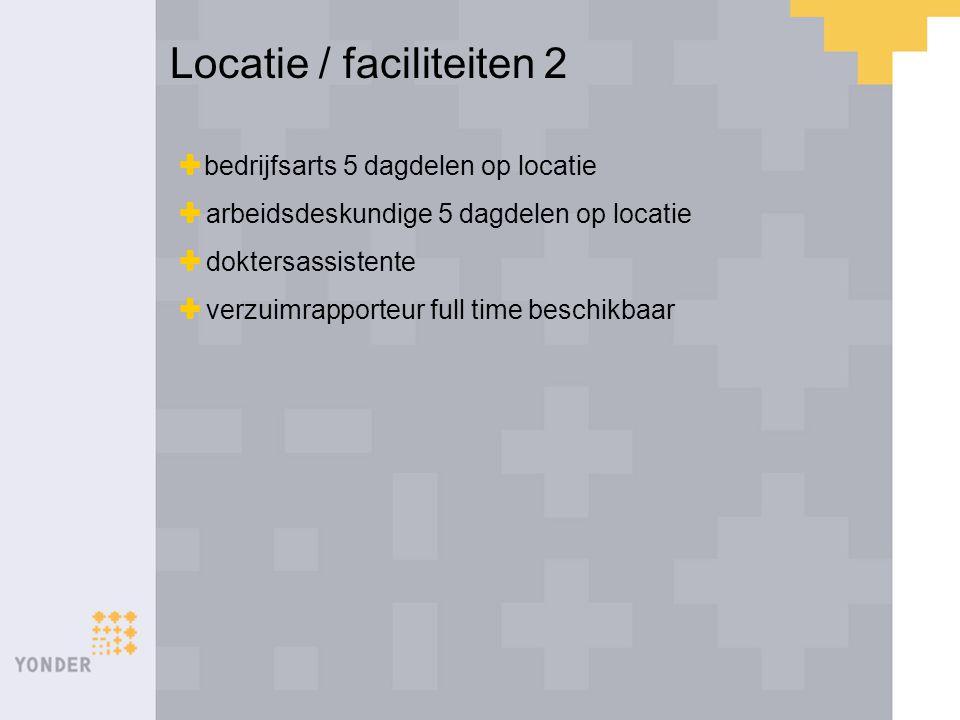 Locatie / faciliteiten 2