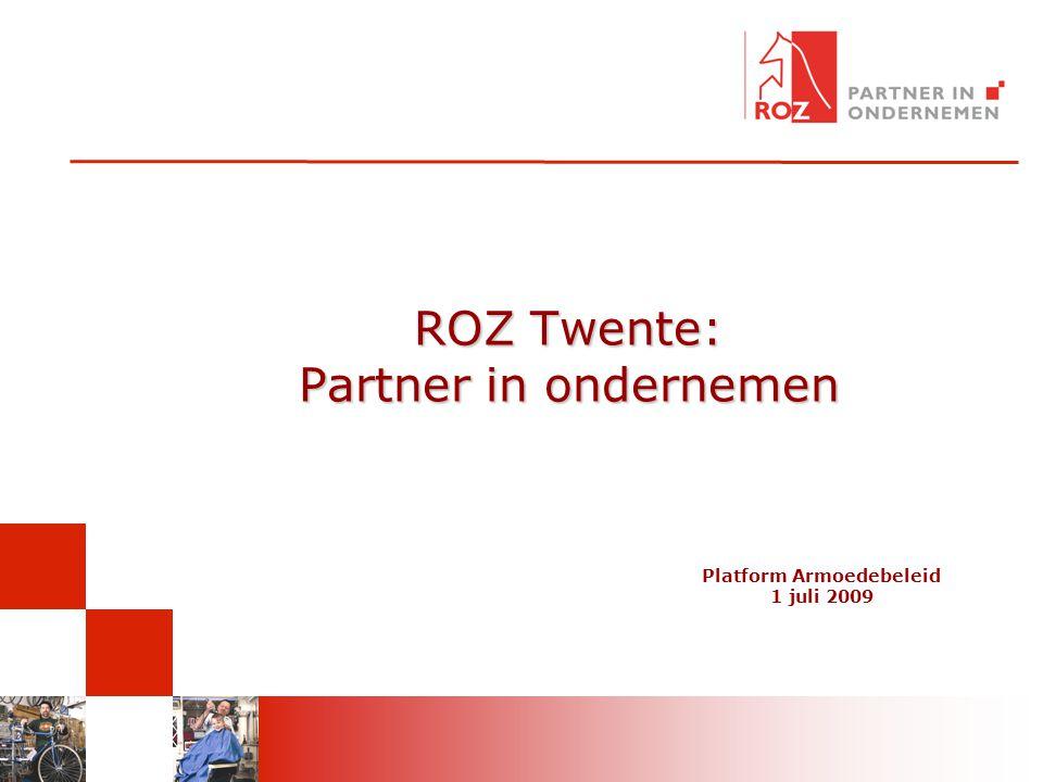 ROZ Twente: Partner in ondernemen