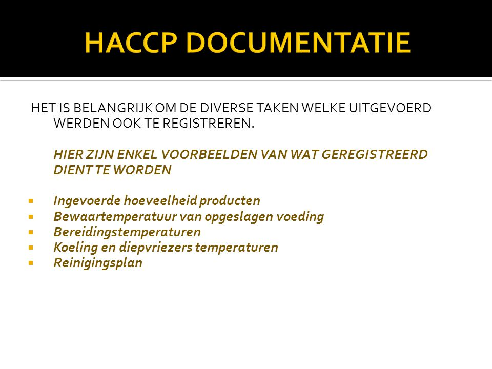 GMP and HACCP in restaurants   ppt download