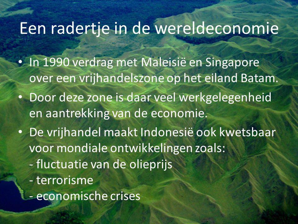 Een radertje in de wereldeconomie