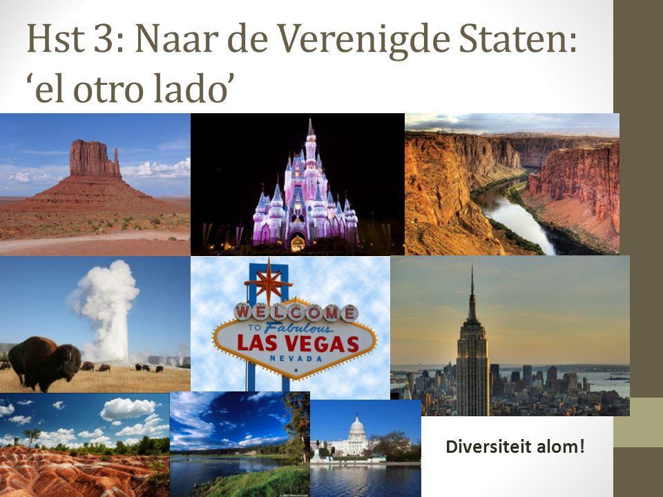 Hst 3: Naar de Verenigde Staten: 'el otro lado'