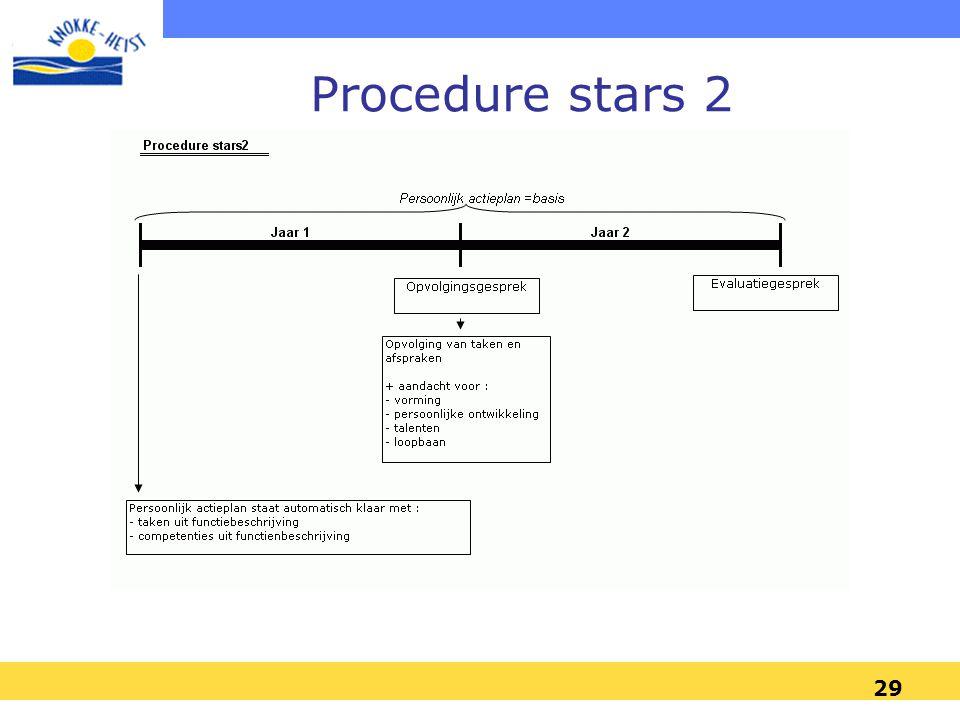 Procedure stars 2