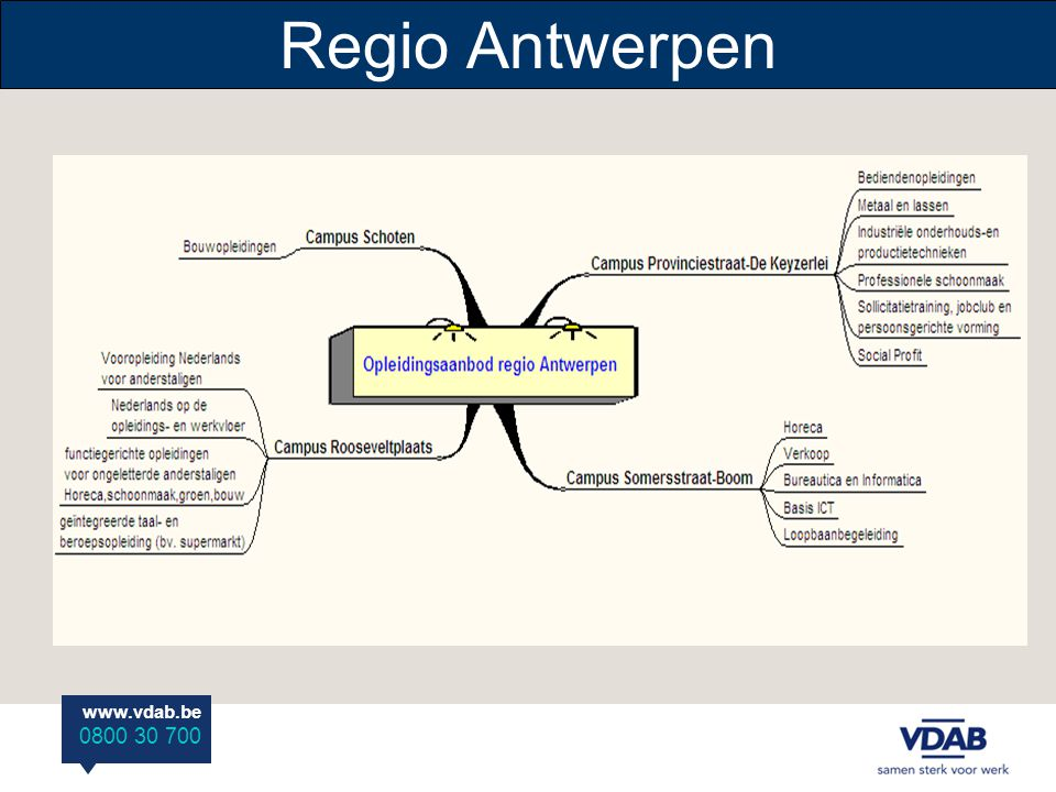 Regio Antwerpen MICHIEL THIEBAUT