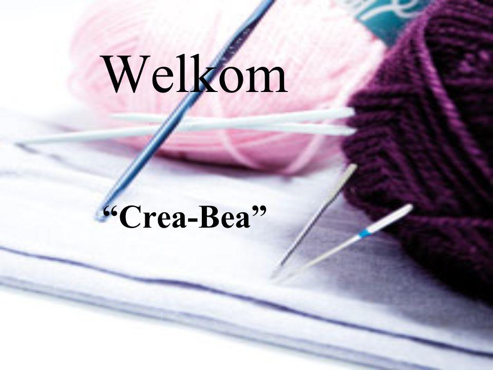 Welkom Crea-Bea