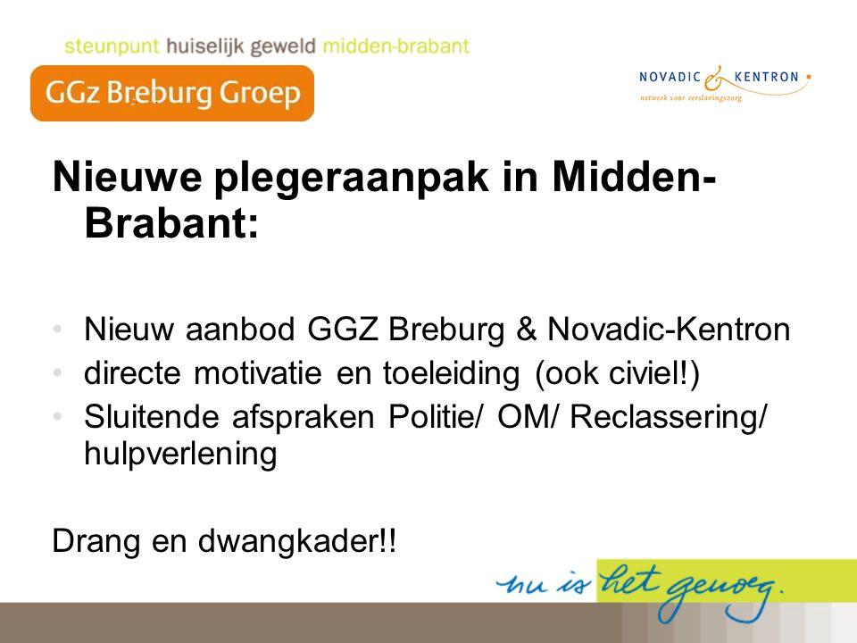 Nieuwe plegeraanpak in Midden-Brabant: