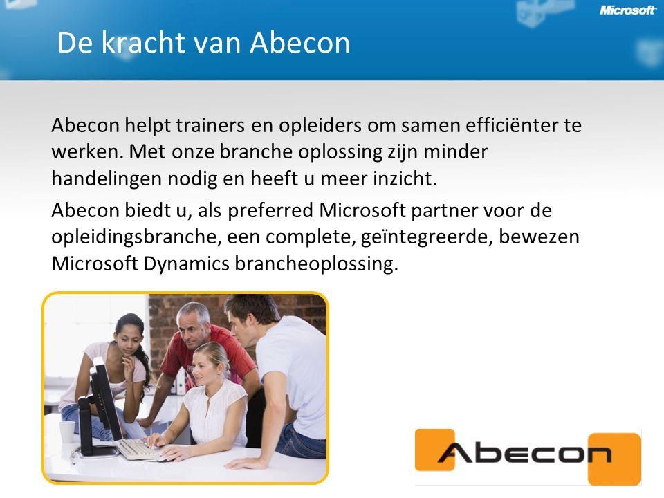 De kracht van Abecon
