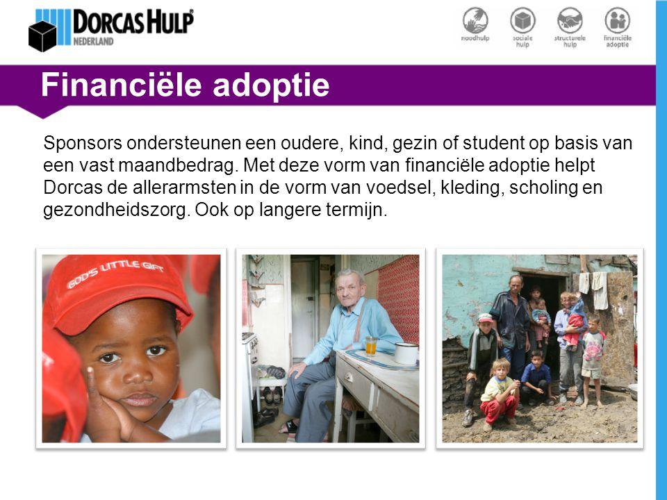 Financiële adoptie