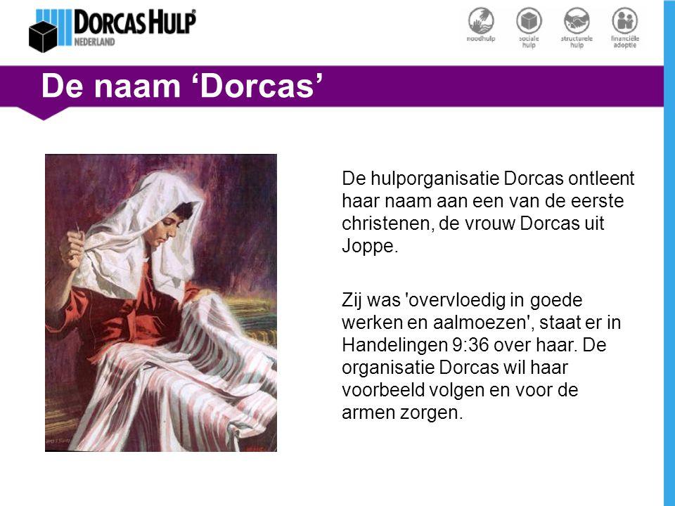 De naam 'Dorcas'