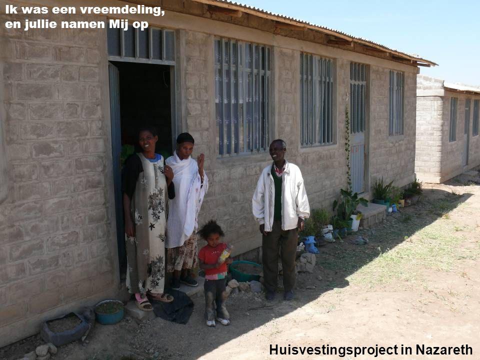 Huisvestingsproject in Nazareth