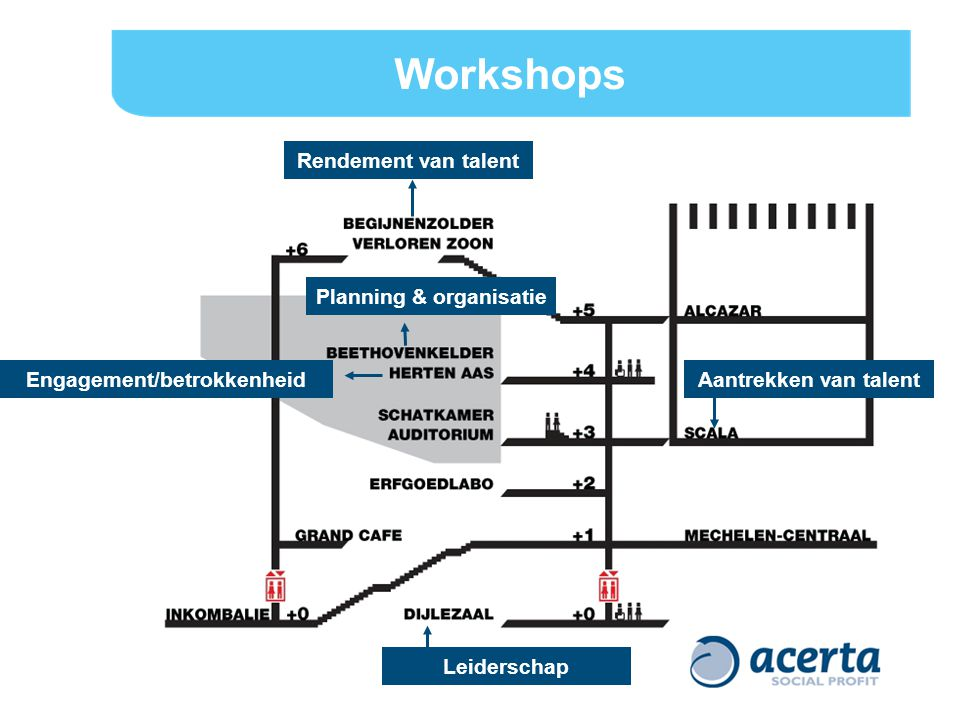 Planning & organisatie Engagement/betrokkenheid