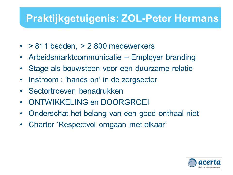 Praktijkgetuigenis: ZOL-Peter Hermans