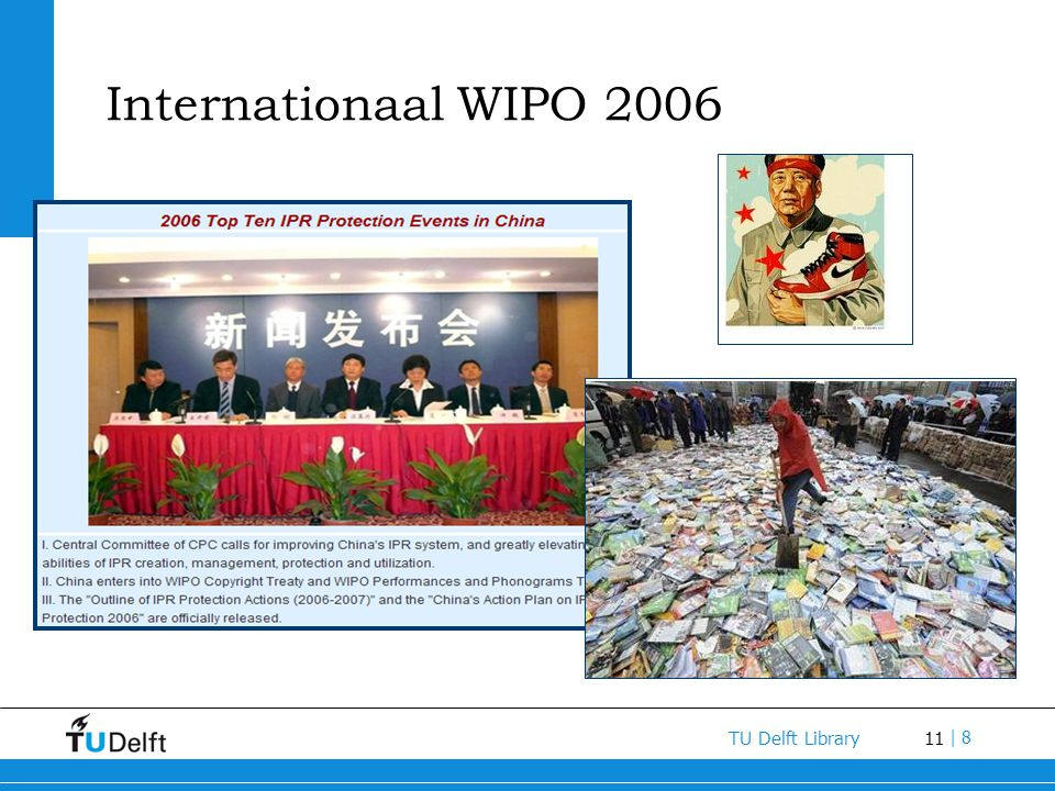 Internationaal WIPO 2006