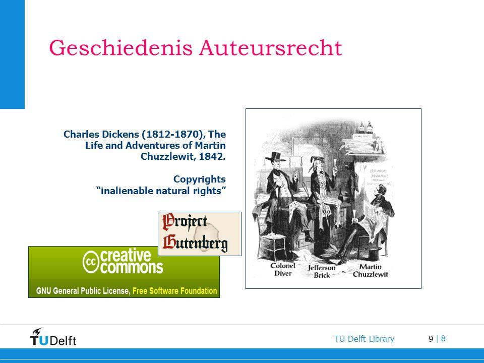 Geschiedenis Auteursrecht