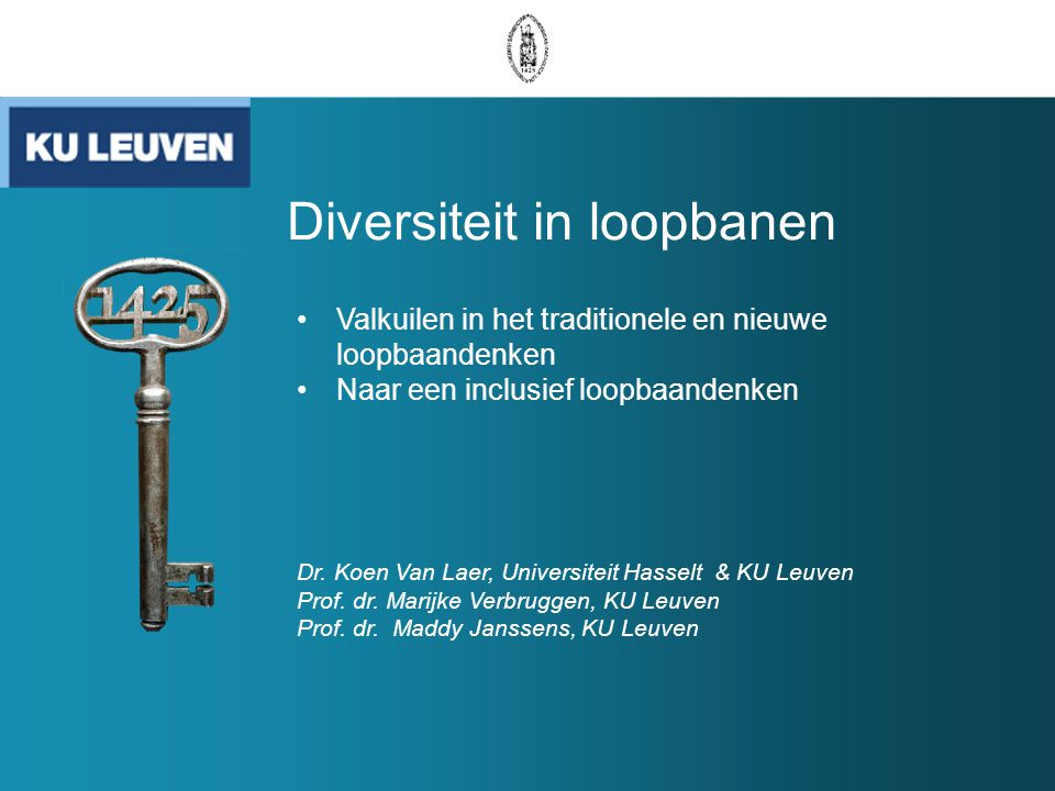 Diversiteit in loopbanen
