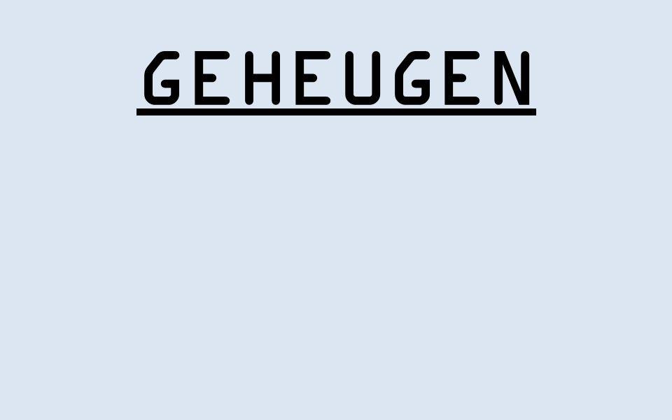 GEHEUGEN