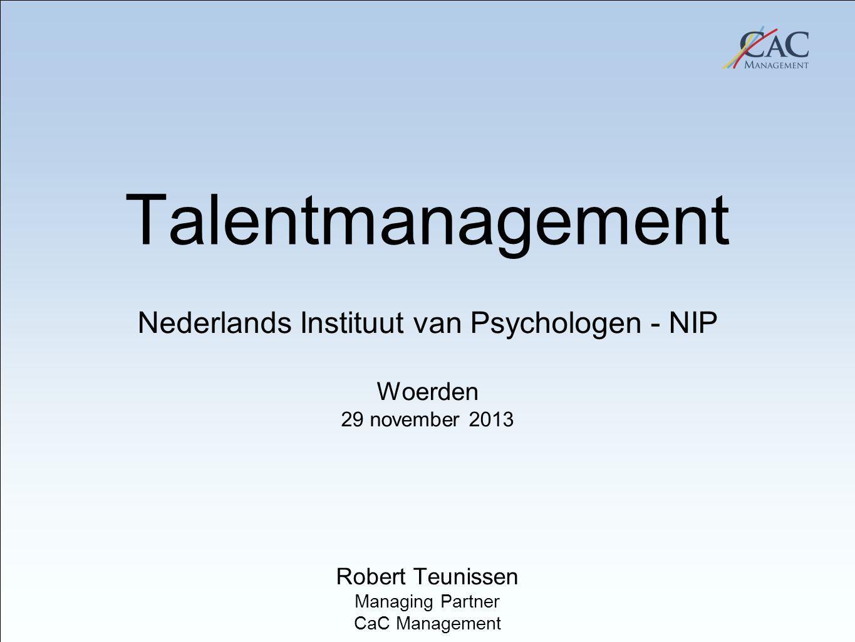 Nederlands Instituut van Psychologen - NIP