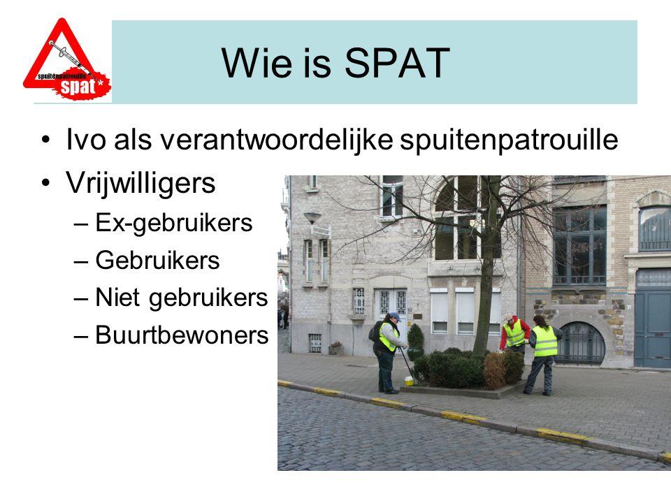 Wie is SPAT Ivo als verantwoordelijke spuitenpatrouille Vrijwilligers