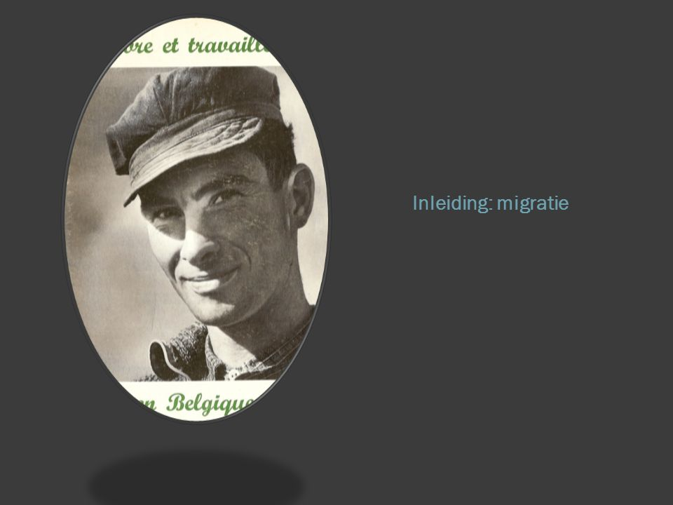 Inleiding: migratie