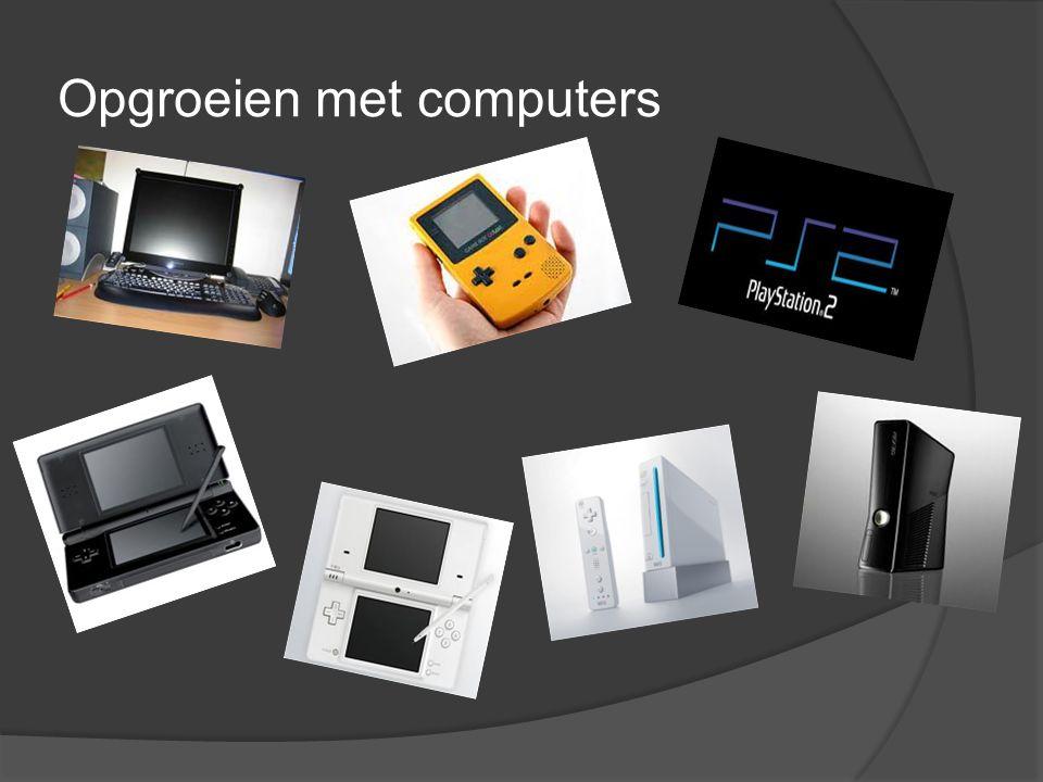 Opgroeien met computers