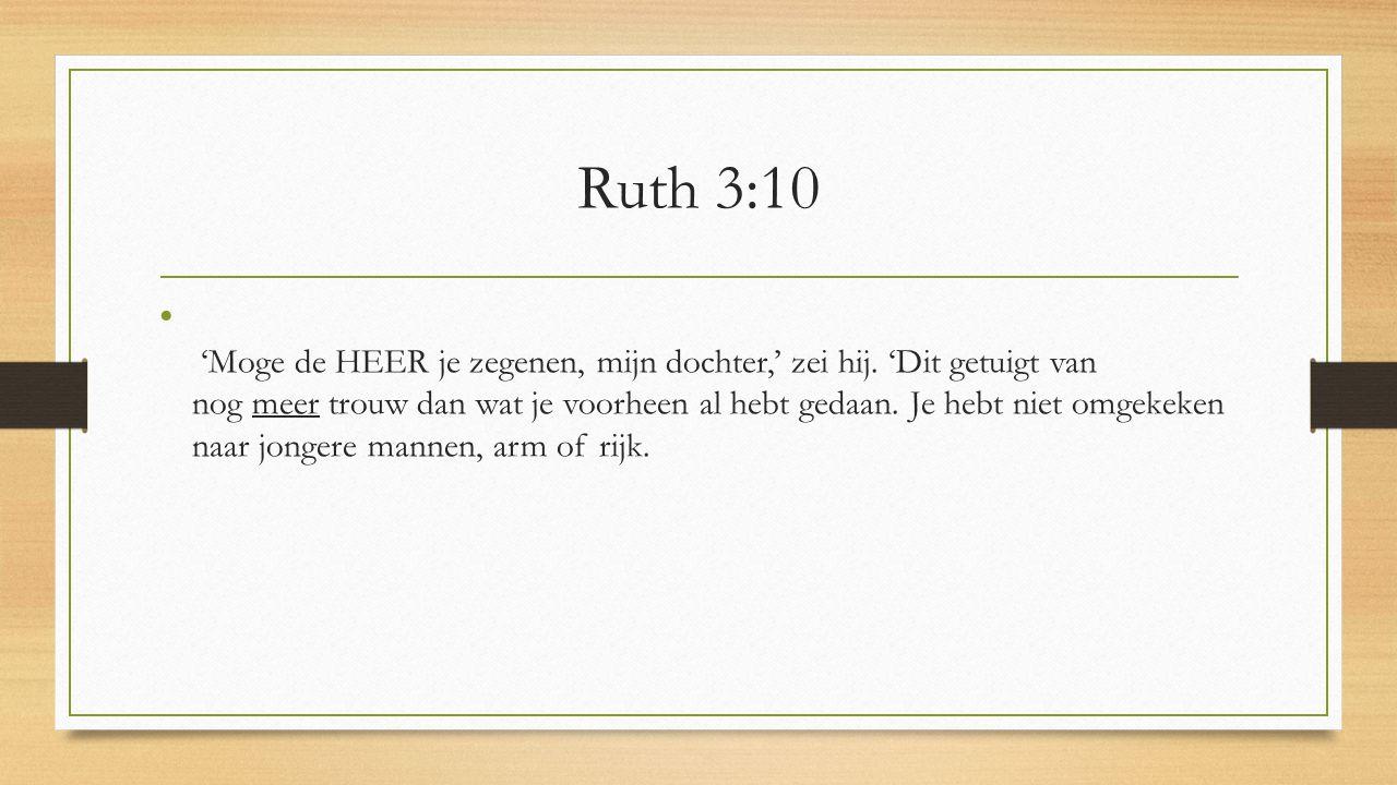 Ruth 3:10