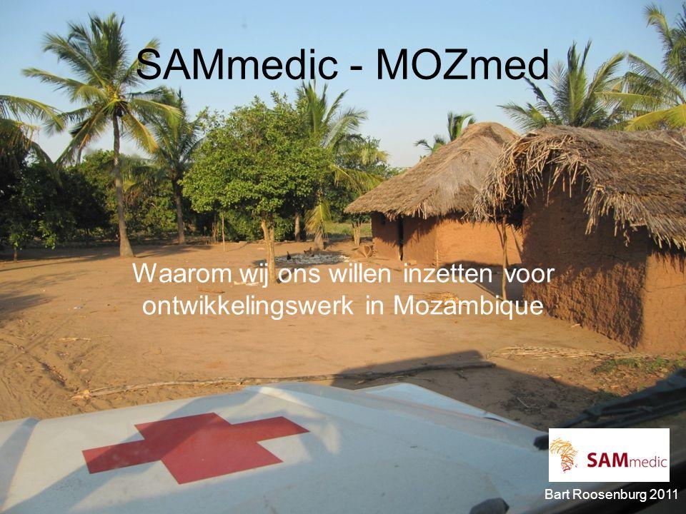 Waarom wij ons willen inzetten voor ontwikkelingswerk in Mozambique