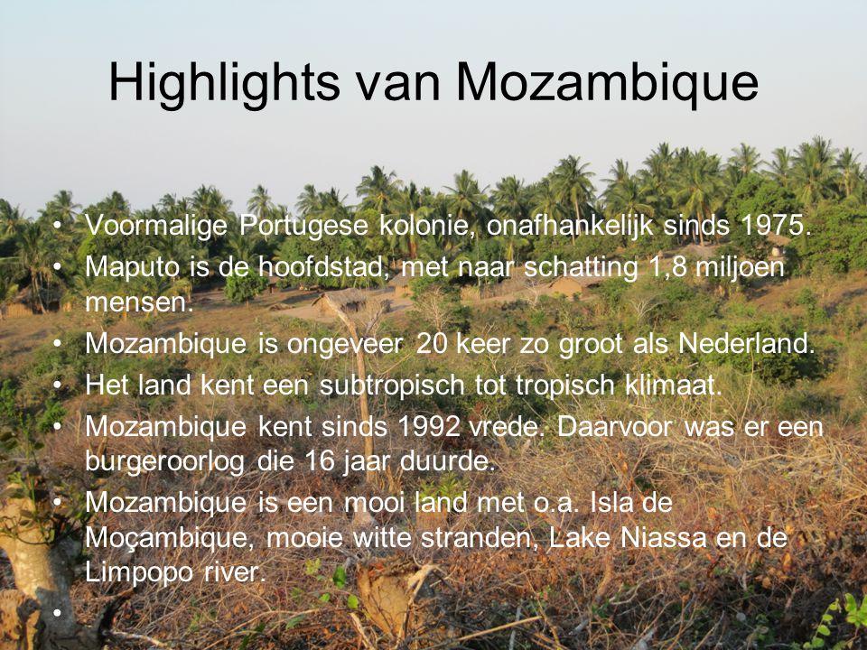 Highlights van Mozambique