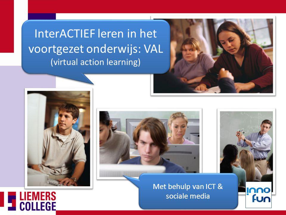 InterACTIEF leren in het voortgezet onderwijs: VAL