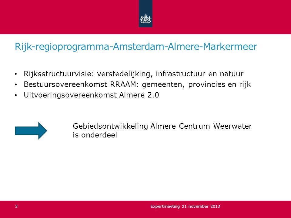 Rijk-regioprogramma-Amsterdam-Almere-Markermeer