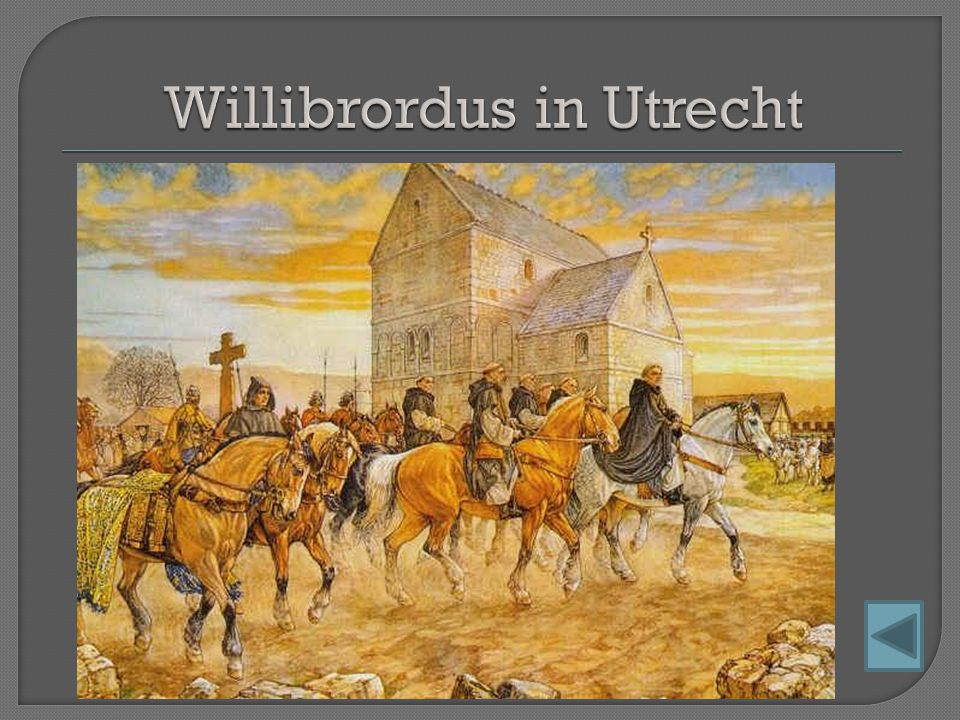 Willibrordus in Utrecht