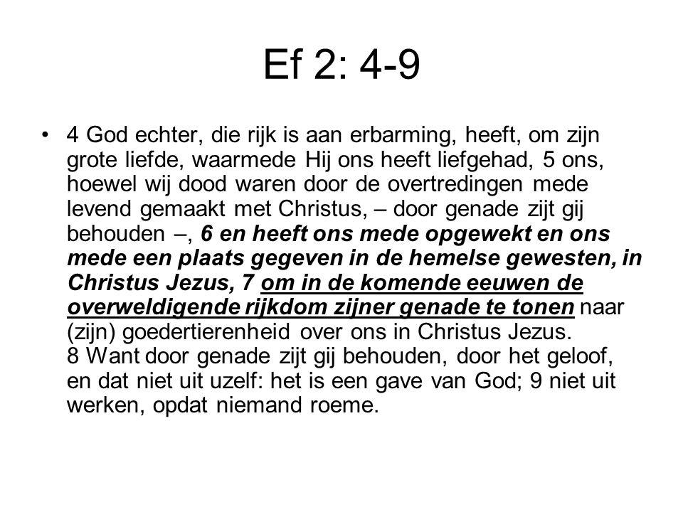 Ef 2: 4-9