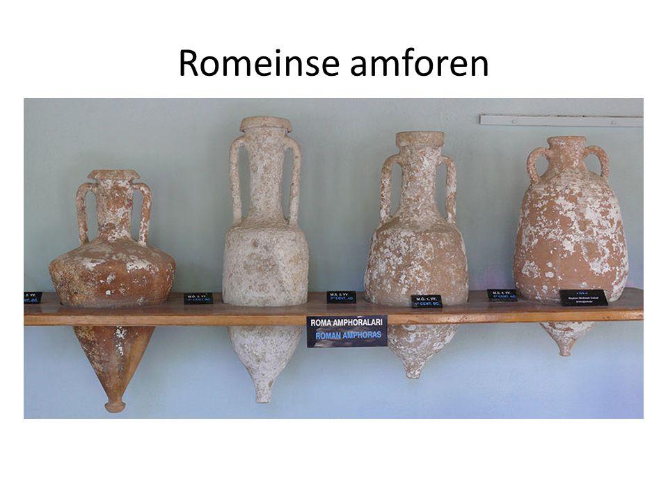 Romeinse amforen