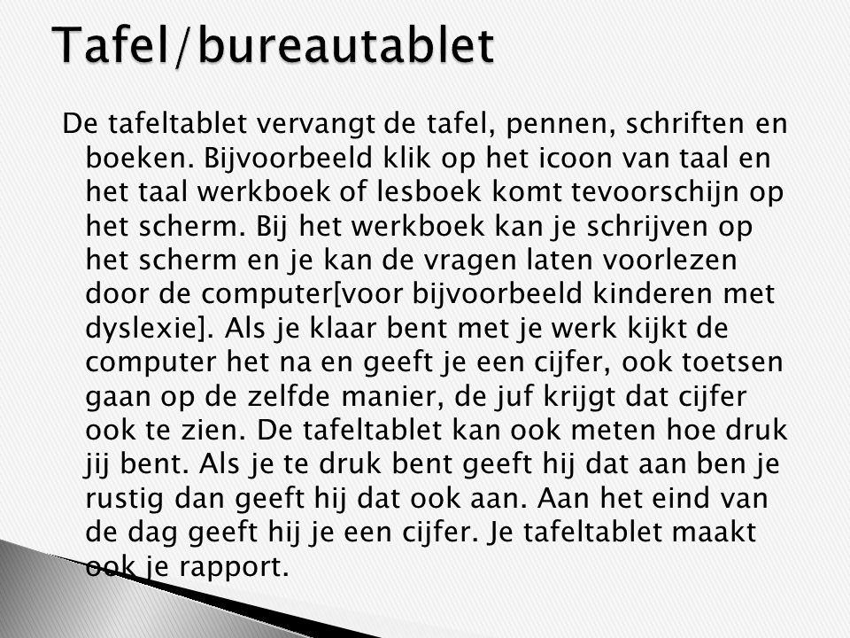Tafel/bureautablet
