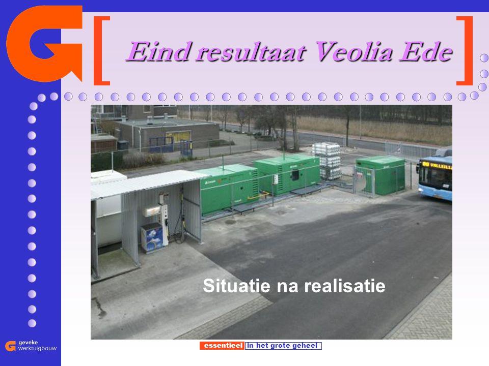 Eind resultaat Veolia Ede