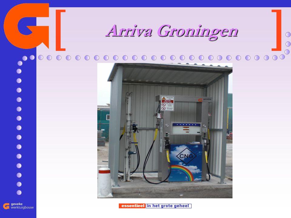 Arriva Groningen